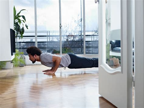 10 CrossFit Workouts You Can Do at Home   Men's Fitness