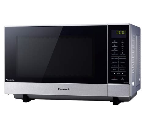 Panasonic Flatbed Inverter Microwave Oven | All Microwaves