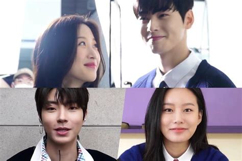 Watch: Moon Ga Young, ASTRO's Cha Eun Woo, And More Show