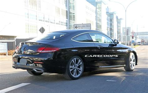 2018 Mercedes C-Class Coupe Next In Line For A Visit To