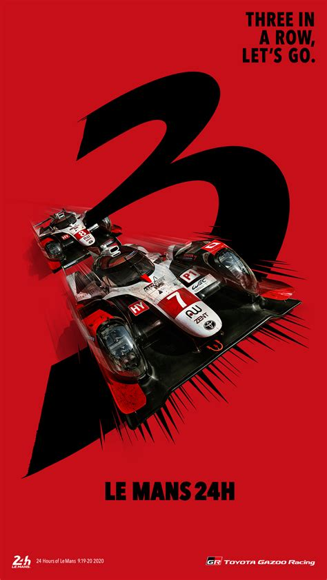 WEC Round 7 Le Mans 24h SPECIAL   2019-2020   WEC   TOYOTA