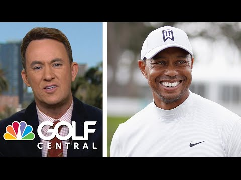 Tiger Woods: 'Being round my children the greatest thing