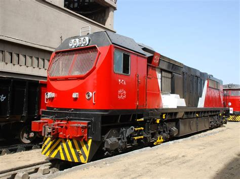 Egypt launched locomotive tender