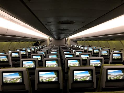 Photo Tour: Onboard TAP Air Portugal's First Airbus A330