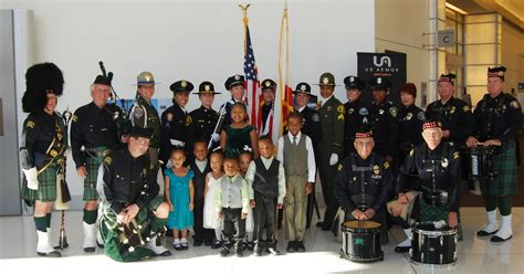 Los Angeles Police Emerald Society: Pipes and Drums