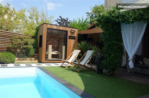 Furnished house for rent in Toulouse – Zen Garden House