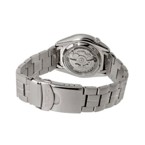 Seiko 5 Sports SSA061 SSA061J1 Silver Stainless Steel Band