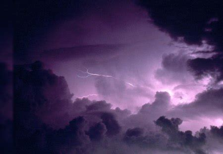 Night Sky with Cool Lighting - Other & Nature Background