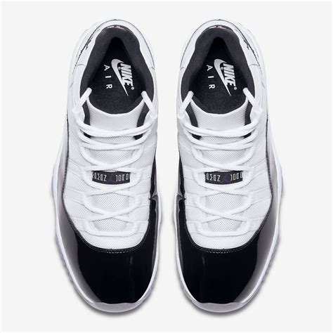 """The Highly-Anticipated Air Jordan 11 """"Concord"""" Drops in S"""