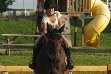 cours equitation montreal
