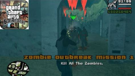 The GTA Place - GTA Zombie Outbreak Mission 1
