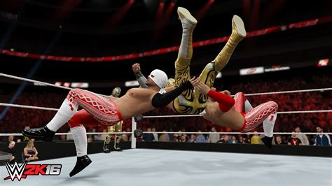 'WWE 2K16' DLC Breaks Main Game For Xbox One, PS4   Player