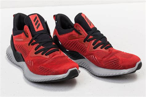 Footshop Rubber Adidas Alphabounce Beyond Core Red/ Core
