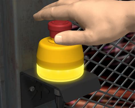 Banner Engineering Announces First E-Stop Button with