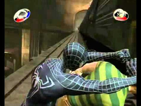 Spiderman 3 PC/XBOX 360/PS3- My Black Suit Trailer - YouTube