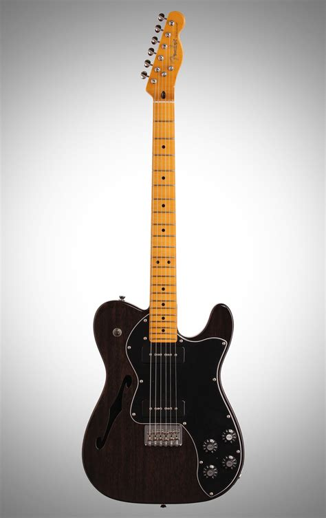Fender Modern Player Telecaster Thinline Deluxe Electric