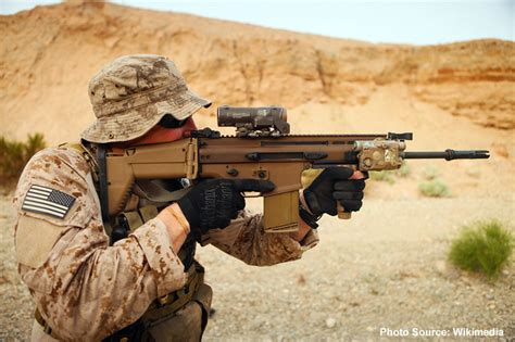 FN SCAR & HK416 Selected As Finalists For French Army
