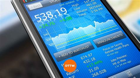 The 15 Best Stock Market App for Day Trading in 2020 - DTTW™