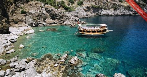 Icmeler All Inclusive Boat Trip | Unlimited Drinks All Day