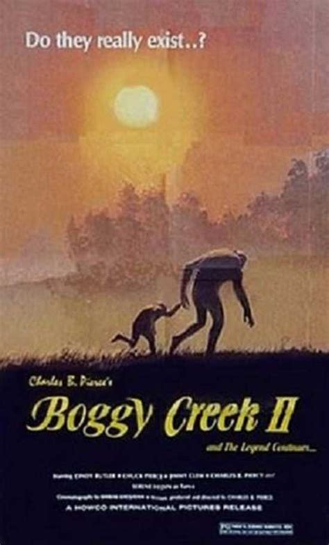 Film Review: Boggy Creek II: And the Legend Continues
