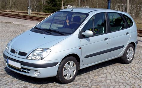 Renault Scenic – Ma Voiture