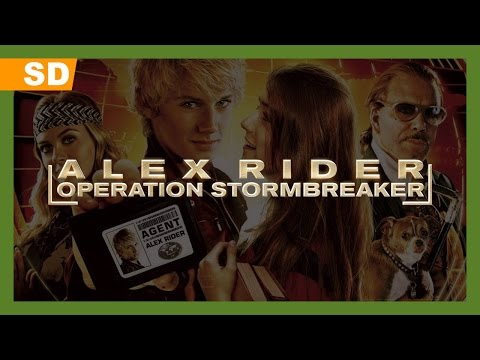 Alex Rider Operation Stormbreaker Official Trailer! - YouTube