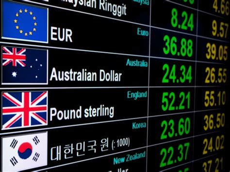 Buying currency for a holiday: What can affect the