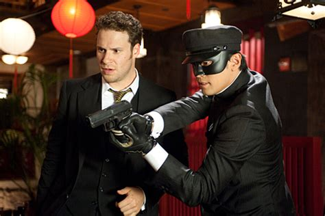 The Green Hornet: movie review - CSMonitor