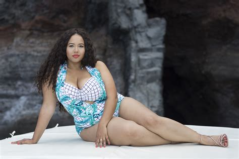 GabiFresh Launches New Swimsuit Collection- A Thick Girl's