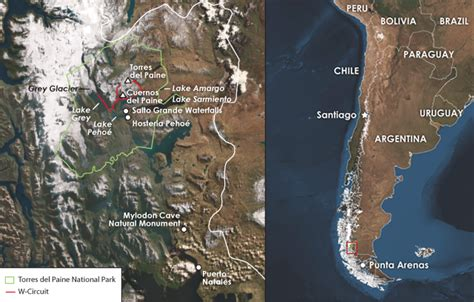 Travels in Geology: Exploring an icon of Patagonia: Chile