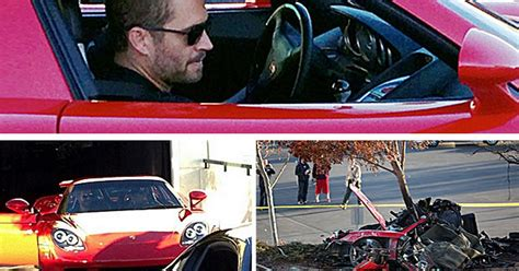 Paul Walker dead: Pictures show the actor smiling and