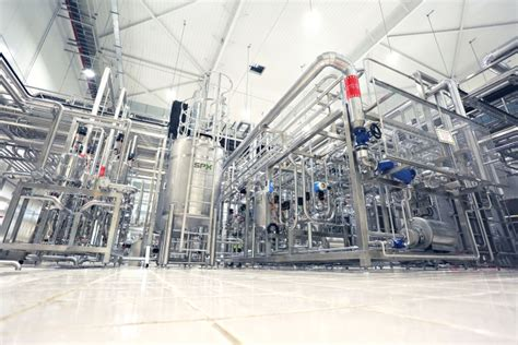 SPX FLOW delivers Food Union plants for dairy products