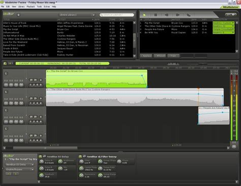 Mixmeister Alternatives and Similar Software