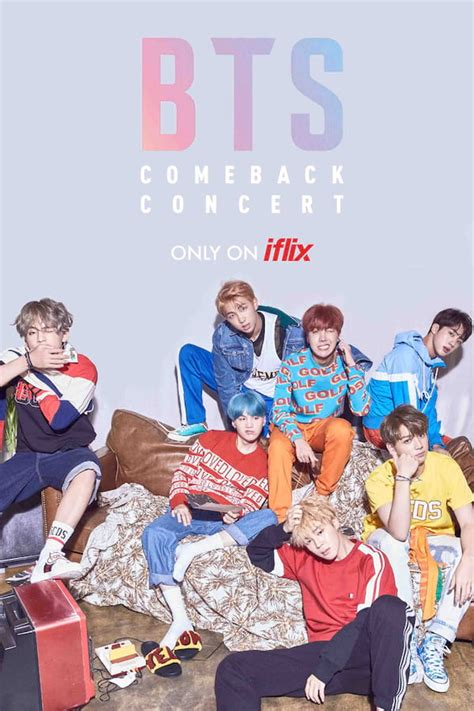 Watch Comeback Show - BTS DNA Live on IFLIX   ClickTheCity TV
