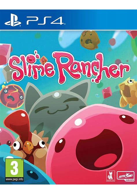 Slime Rancher on PS4 | SimplyGames
