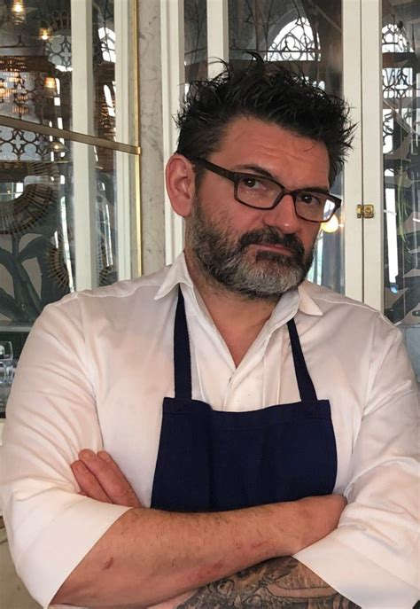 Interview with Chef Stéphane Jego from L'Ami Jean