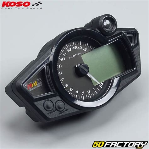 Scooter, moto - Compteur digital type Koso v3 - Achat