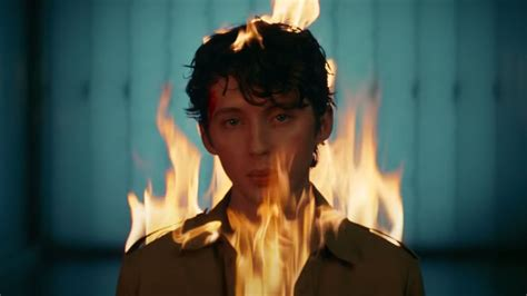 Troye Sivan's New Music Video Is Fire—Literally | NewNowNext