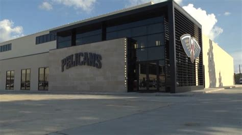 New Orleans Pelicans Practice Facility | New Orleans Pelicans