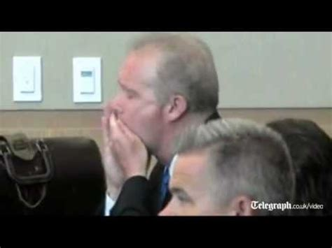 Man appears to take suicide pill after guilty verdict