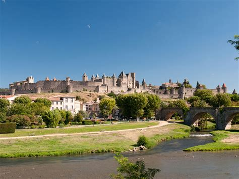 Camping Carcassonne with Yelloh Village