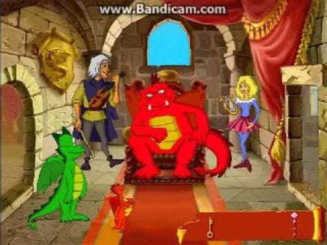 90s Children's Computer Games: Darby the Dragon (Part 1