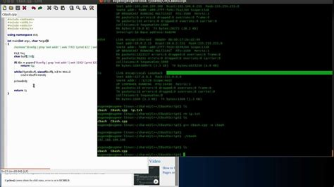Running Linux System Commands and Shell scripts in C or