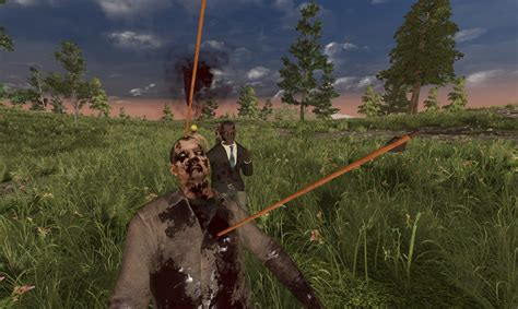First screenshots of Survive, a new survival-horror game