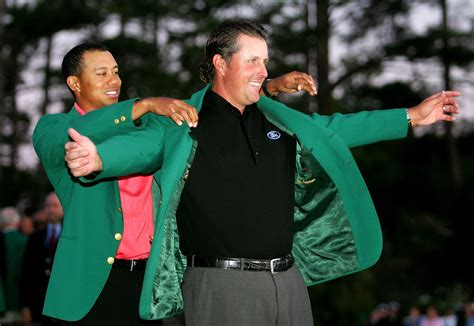 Phil Mickelson Masters Record: Wins and Scores