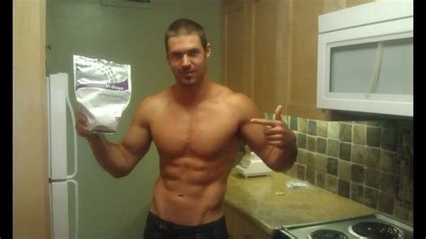 The Best Post Workout Supplement for Six Pack Abs - YouTube